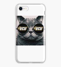 VCU Cat  iPhone Case/Skin