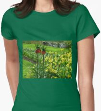 Crown Imperials - Keukenhof Gardens T-Shirt