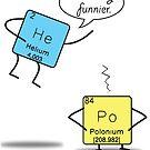 Helium vs. Polonium by milwaukelly