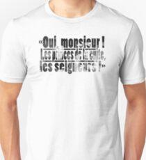 PRINCES DE LA CUITE Unisex T-Shirt