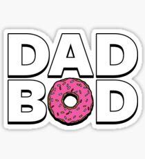 Dad Bod Sticker
