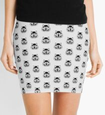 Solitude Mini Skirt