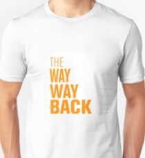 The way way back T-Shirt