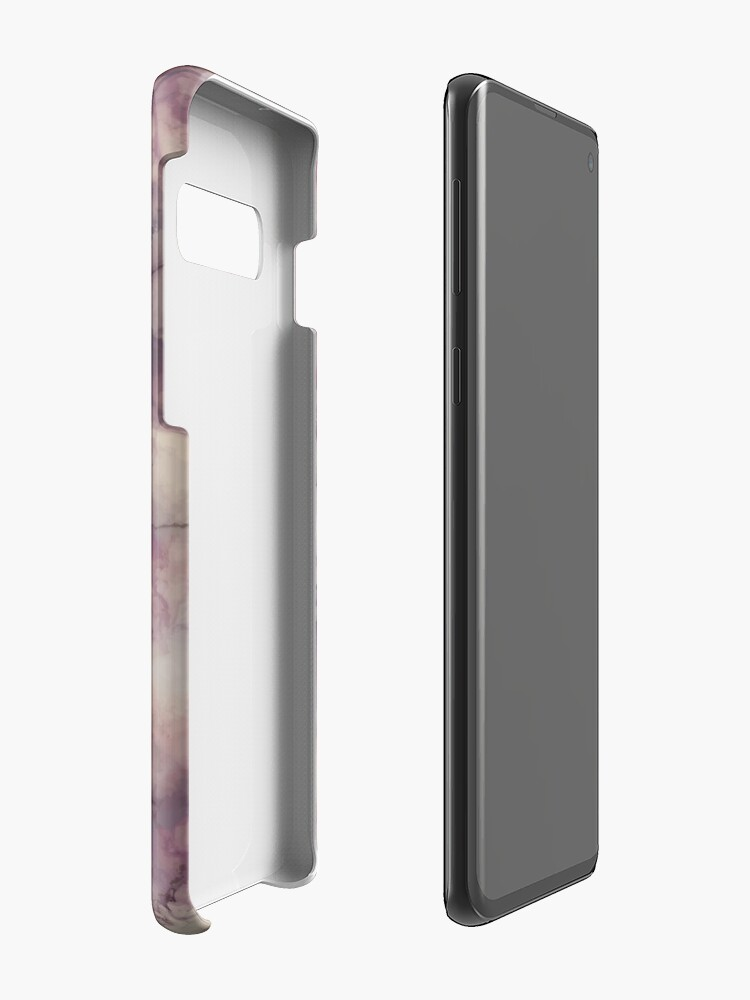 Alternate view of Marble Art V1 #redbubble #buyart Cases & Skins for Samsung Galaxy