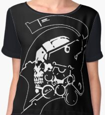 Ludens - Kojima Productions Chiffon Top