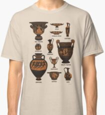 Ancient Greek Pottery Classic T-Shirt