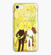 Lemonfamily iPhone Case/Skin