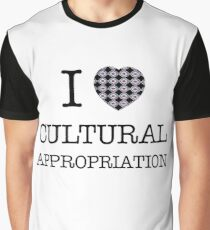 I Heart Cultural Appropriation Inuit Graphic T-Shirt