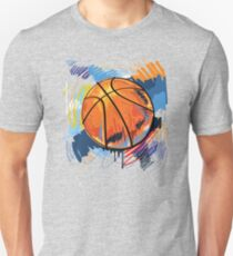 Basketball graffiti art T-Shirt