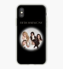 Fifth Harmony White Sweater iPhone Case