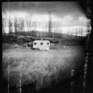 Abandoned Caravan_1 by Steve Lovegrove