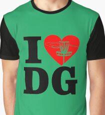 I love DG Graphic T-Shirt
