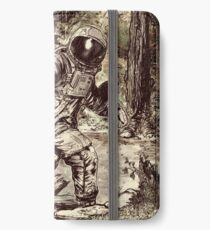 Spaceman iPhone Wallet/Case/Skin