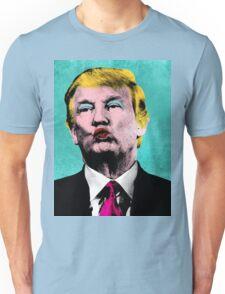 Trump Warhol Unisex T-Shirt