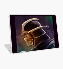Shredder Foot Clan Grandmaster Laptop Skin