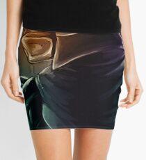 Shredder Foot Clan Grandmaster Mini Skirt