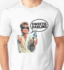 """Absolutely Fabulous - """"Sweetie, Darling"""" Patsy. T-Shirt"""