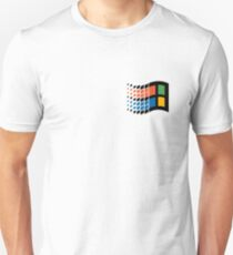 Windows 95 Design T-Shirt
