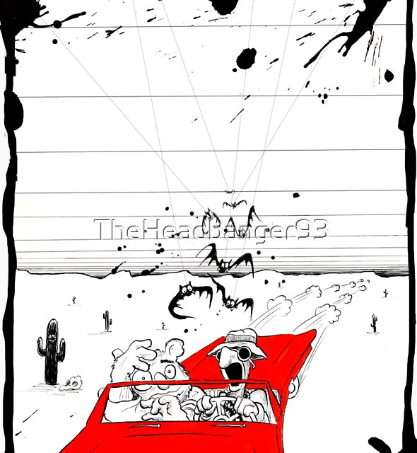 Fear and Loathing in Muppet Vegas by TheHeadbanger93