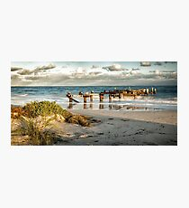 Jurien Bay Old Jetty #2 Photographic Print