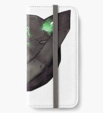 Iron Saturn iPhone Wallet/Case/Skin