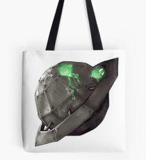 Iron Saturn Tote Bag