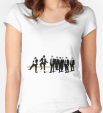 Reservoir mashup Women's Fitted Scoop T-Shirt