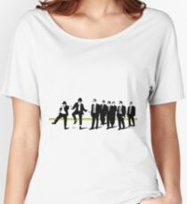 Reservoir mashup Women's Relaxed Fit T-Shirt