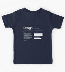 Design Kids Tee