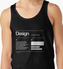 Design Tank Top
