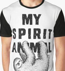 Sloth - my spirit animal Graphic T-Shirt