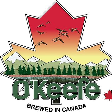 O'Keefe Brewery - Brewed in Canada by brendonrush
