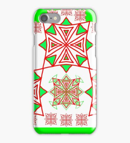 Trendy Triangles iPhone Case/Skin