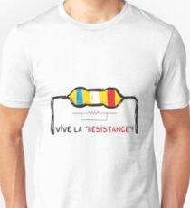 Vive la Resistance Unisex T-Shirt