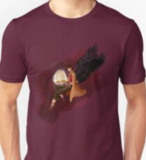 Trapped in a Cage Unisex T-Shirt