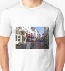 Butcher Row, Salisbury, Wiltshire, United Kingdom. T-Shirt