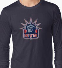 NEW YORK RANGERS HOCKEY T-Shirt