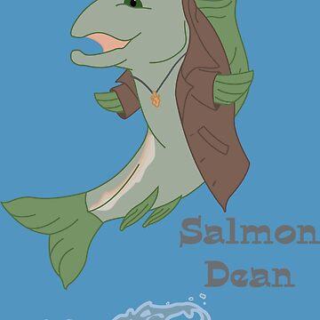 Salmon Dean by WaisChoice