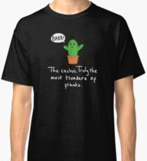 Tsundere Cactus Classic T-Shirt
