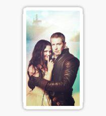 Snow White & Prince Charming Sticker