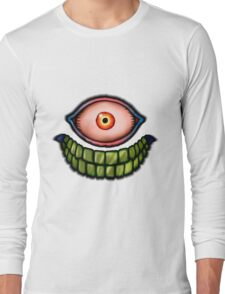 Face of death Long Sleeve T-Shirt