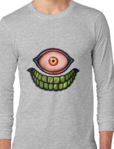 Face of death Long Sleeve T-Shirt