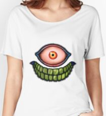 Face of death Women's Relaxed Fit T-Shirt