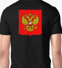 RUSSIA, RUSSIAN, SHIELD, Coat of Arms of the Russian Federation T-Shirt