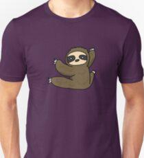 Climbing Sloth Unisex T-Shirt