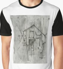 Old Shed Graphic T-Shirt