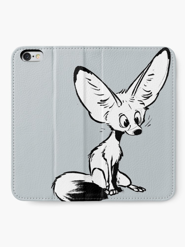 Alternate view of Fennec iPhone Wallet