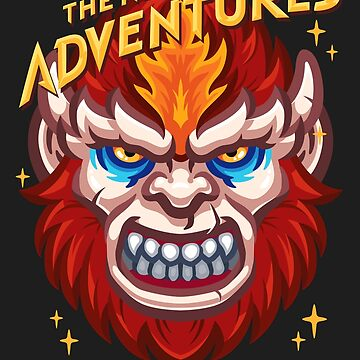 The New Adventures – Beast Man by oneappleinbox