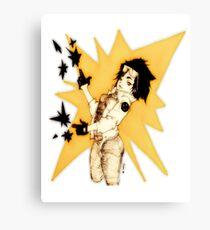 bang bang, baby Canvas Print