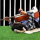 Tired Musician by Heather Friedman